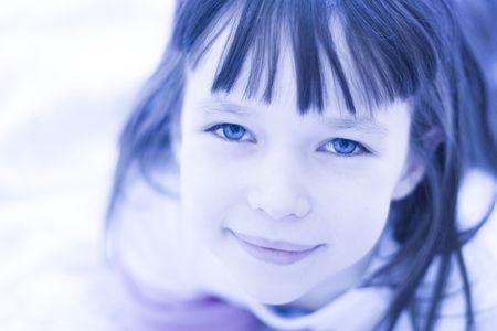 beauty girl Stock Photo - 722531