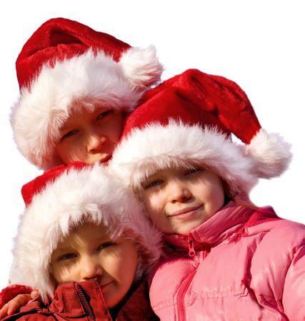 clauses: santa clauses Stock Photo