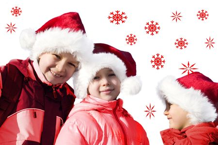 clauses: happy santa clauses