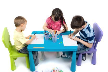 Artistic Children Stock Photo - 767346