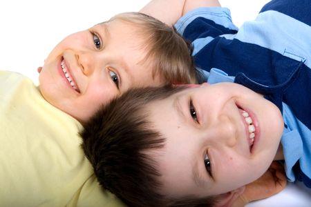 happy boys Stock Photo - 767308