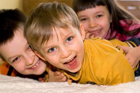 happy kids Stock Photo - 870618