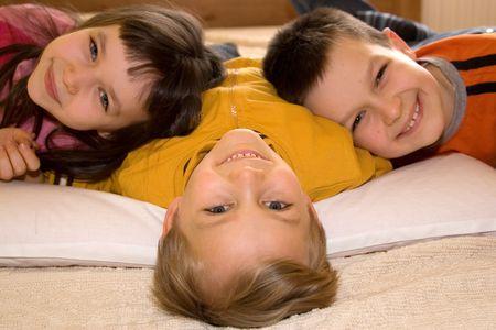 happy kids Stock Photo - 870621