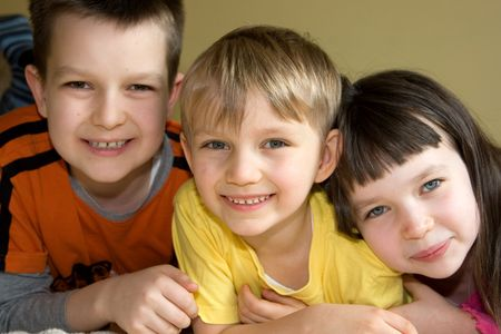 happy children Stock Photo - 870628