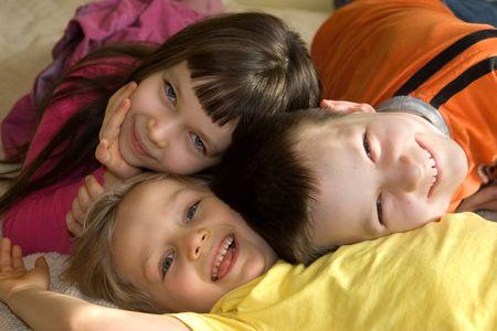 happy kids Stock Photo - 870630