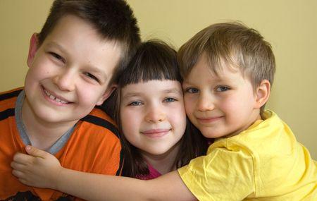 happy children Stock Photo - 870634