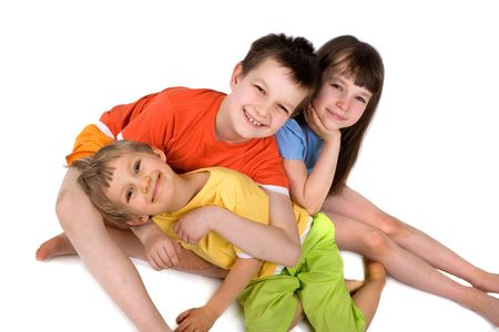 happy kids Stock Photo - 870656