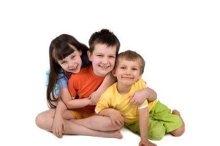loving children Stock Photo - 870661