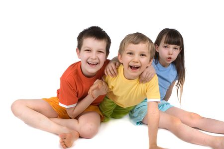 happy children Stock Photo - 870663