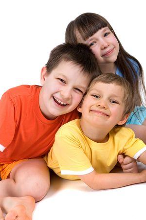 happy children Stock Photo - 870664