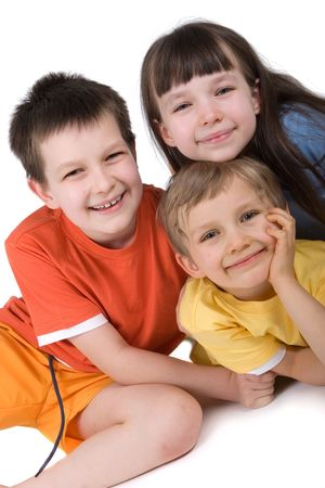 happy children Stock Photo - 870666