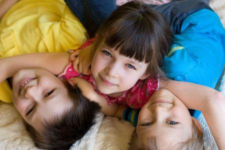 happy kids Stock Photo - 870685