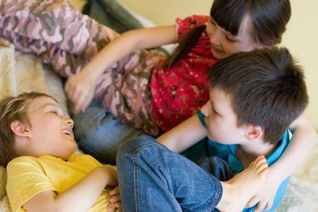 playing children Stock Photo - 870692