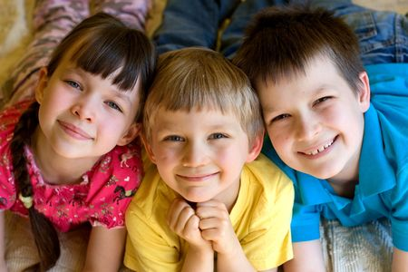 happy children  Stock Photo - 870694