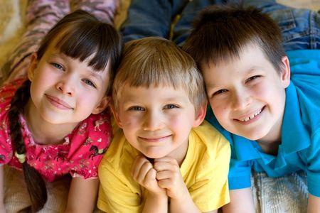 happy children Stock Photo - 870694