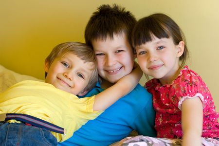 children at home Stock Photo - 870700