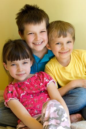 kids at home Stock Photo - 870704