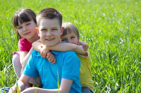 happy children Stock Photo - 1290082