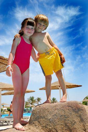 happy kids Stock Photo - 1201655