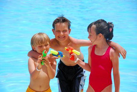 happy kids Stock Photo - 1201687