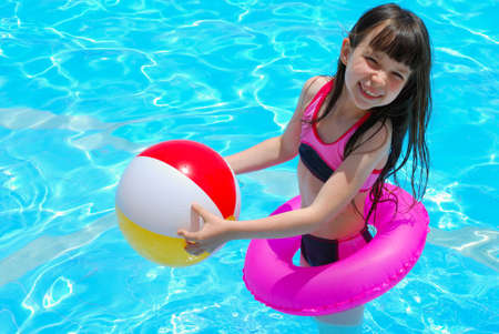 Swimming photo