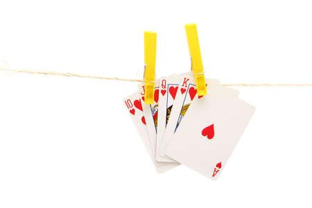 royal flush: Royal flush poker hand