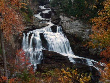 Cullasaja Falls North Carolina photo