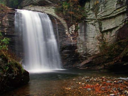 Looking Glass Falls North Carolina