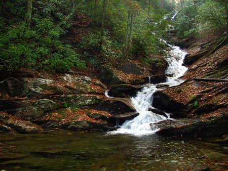 Roaring Forks Falls Stock Photo - 230749