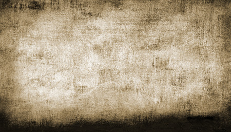 tattered: Highly textured graphic in tones of black to beige with an old antique paper look. Great for backgrounds and overlays to add a grungy texture to your photos. Stock Photo