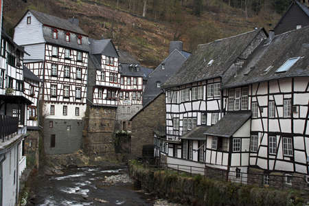 remark: Remark for inspector: _Galthaus_ is a generic word in German like _Hotel_ (it is a kind of a hotel), its not a brand name or a title. Stock Photo