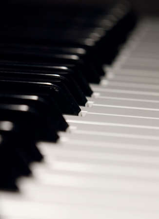 electro piano keyboard with shallow DOF Stock Photo - 301720