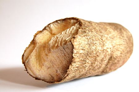 This is an image of a tube of yam.