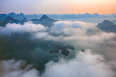 Scenery of Guangxi, China