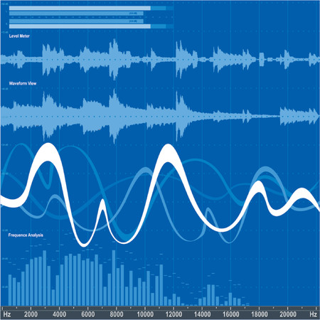 Audio Equalizer Stock Vector - 469833
