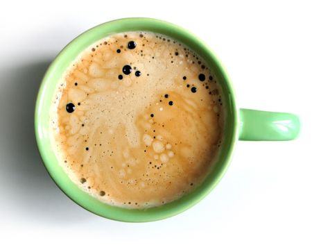 excitation: Coffee