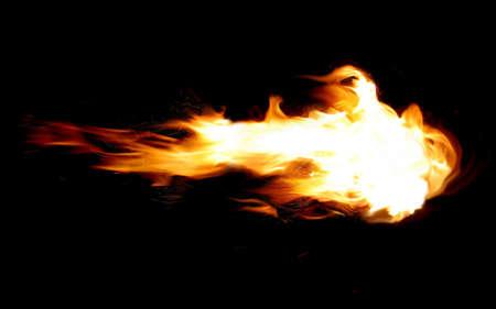 palla di fuoco: Fireball