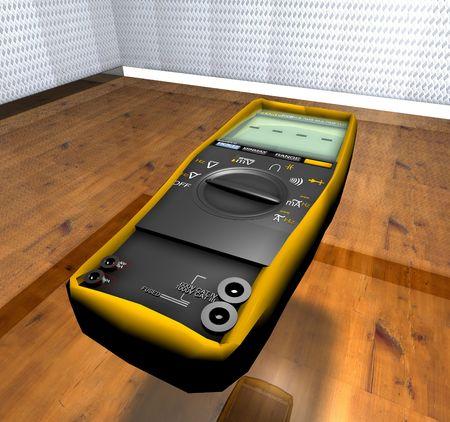 3d: 3D Multimeter