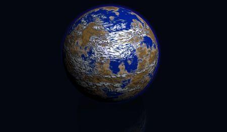 Earth Stock Photo - 4597710