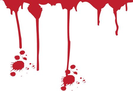 Moord Blood Splatter