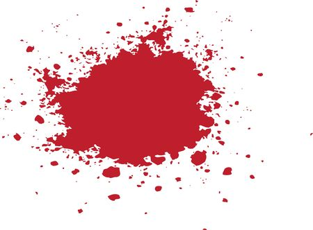Murder Blood Stock Photo
