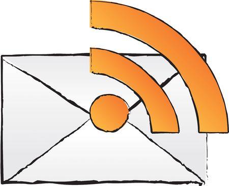correspond: Email Wifi Icon