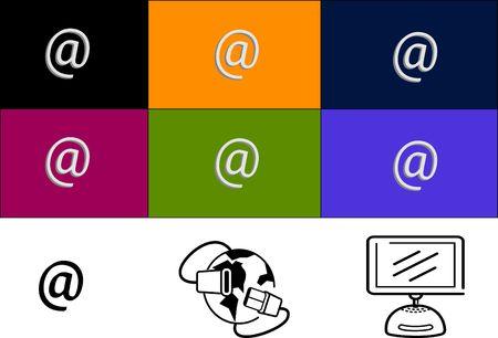 worldwideweb: Internet concept