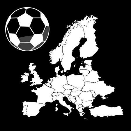 Soccer Euro photo