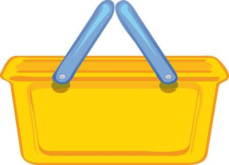 Shopping Basket Stock Photo - 4901562