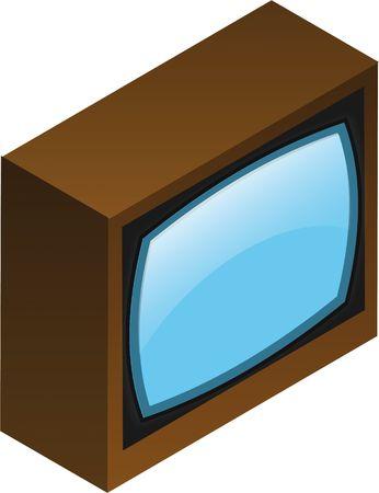 Retro Television Stock Photo - 4917448