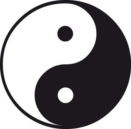 simbolos religiosos: Yin y Yan