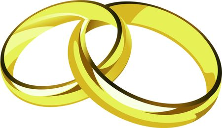 Wedding rings Stock Photo - 7856456