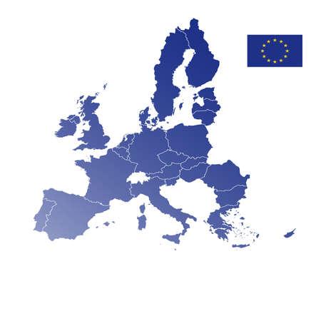 mapa europa: Europa