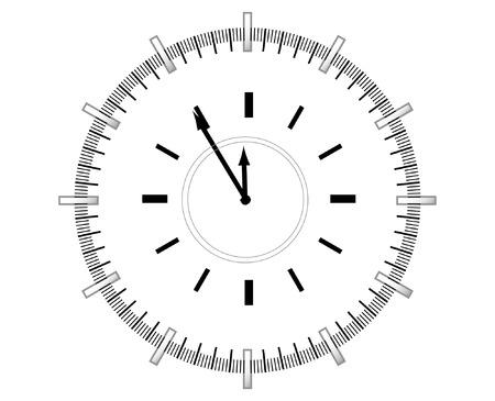 passing: Clock.